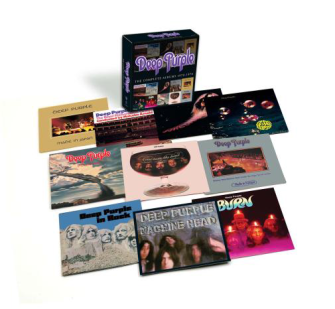 Deep Purple - The Complete collection 1970-1976