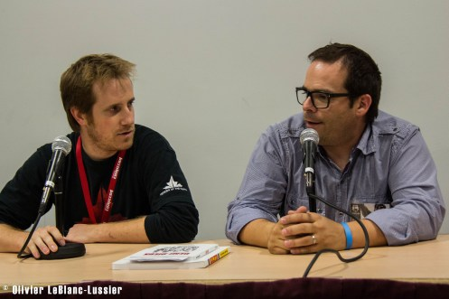 Yann Brouillette et Jean-Dominic Leduc