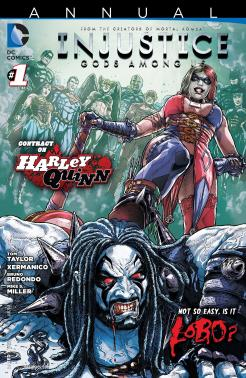 Injustice: Gods Among Us Annual #1