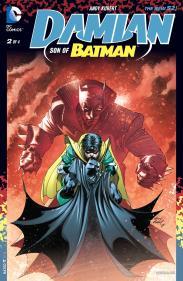 Damian: Son of Batman #2