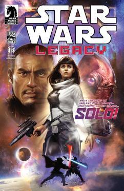 Star Wars: Legacy TPB #1 (1-5) et #6, #7, #8, #9