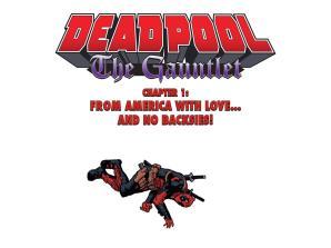 Deadpool: The Gauntlet #1