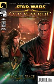 Star Wars: The Old Republic #1-3 #4-6