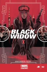 Black Widow #1-2