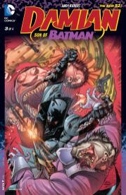 Damian: Son of Batman #3