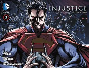 Injustice: Gods Among Us – Year Two #2