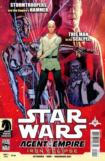 Star Wars: Agent of the Empire Vol 1 et Vol 2
