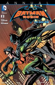 Batman and Robin Annual #2