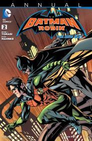 Batman and Robin Annual #2
