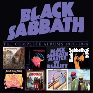 Black Sabbath - The Complete Albums 1970-1978