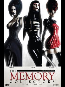 Memory Collectors #1-3