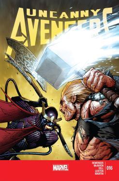 Uncanny Avengers #16