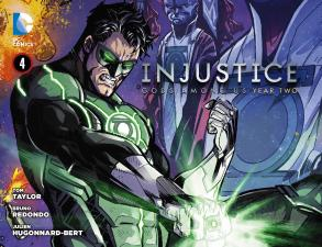 Injustice: Gods Among Us – Year Two #4