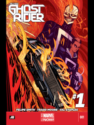 All-New Ghost Rider #1 et 2