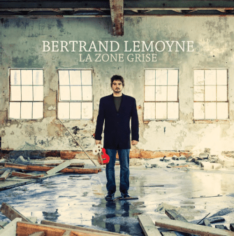 Bertrand Lemoyne - La zone grise