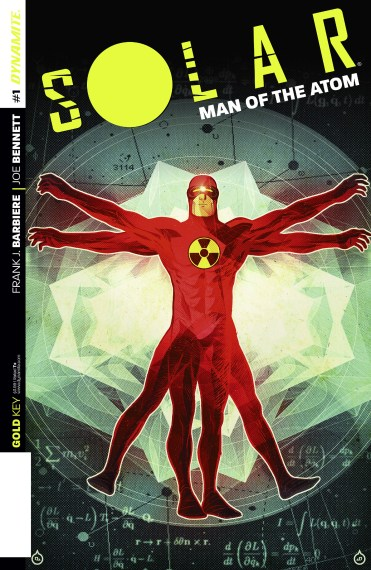 Solar: Man of the Atom #1
