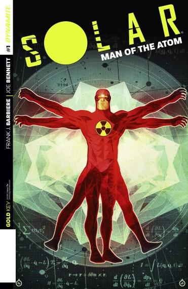 Solar: Man of the Atom #1