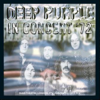 Deep Purple - In Concert 72