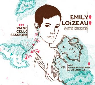 Emily Loizeau - Piano Cello Sessions