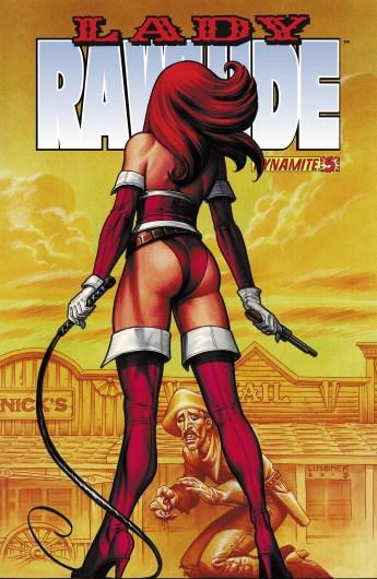 Lady Rawhide #4-5