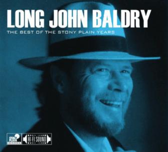 Long John Baldry - The Best of the Stony Plain Years