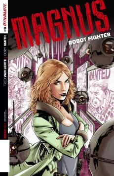 Magnus: Robot Fighter #3