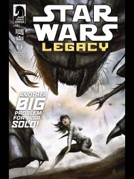 Star Wars: Legacy #14