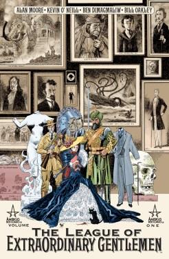 The League of Extraordinary Gentlemen Vol.1