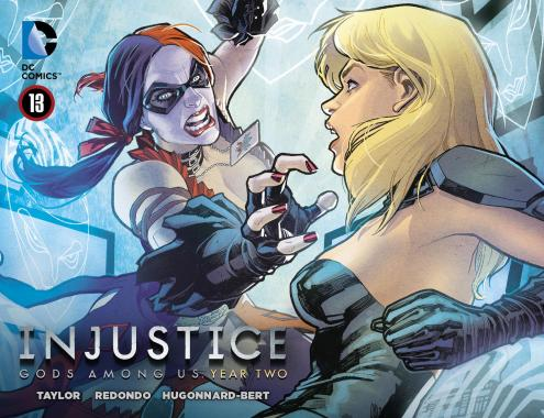 Injustice: Gods Among Us – Year Two #13