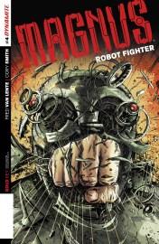 Magnus Robot Fighter #4