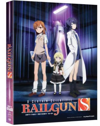A CERTAIN SCIENTIFIC RAILGUN S - SEASON 2 PART 2