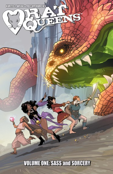 Rat Queens Vol.1
