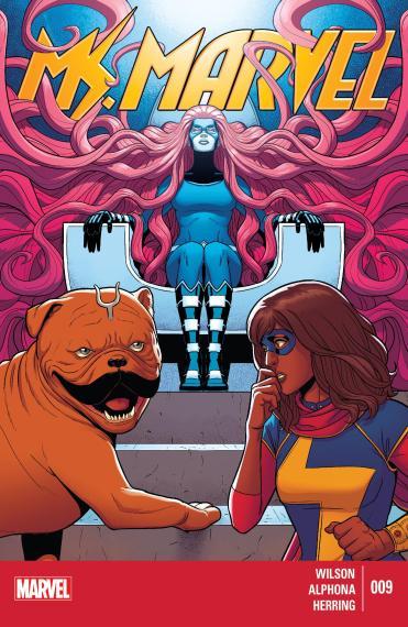 Ms Marvel #9