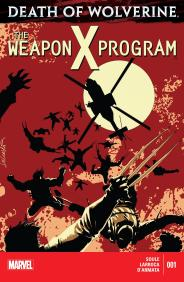 Death of Wolverine - The Weapon X Program #1