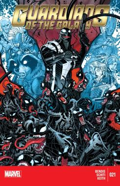 Guardians of the Galaxy #21
