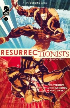 Resurrecionists #1