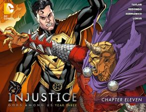 Injustice: Gods Among Us – Year Three #11