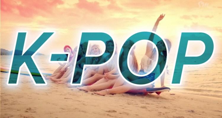 K-Pop - Girls' Generation