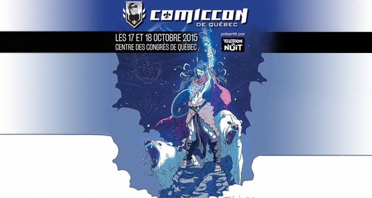 Comiccon de Québec 2015