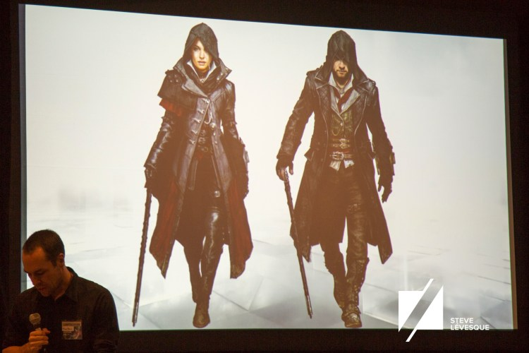 Jacob et Evie Frye
