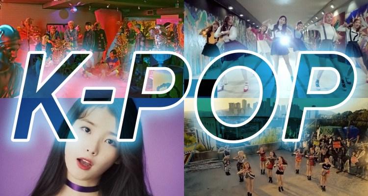 Vidéos K-Pop du 18 au 24 octobre 2015