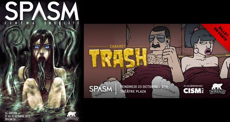 SPASM : Le Cabaret Trash