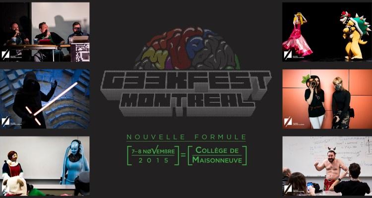 Geekfest : Les photos de l'événement