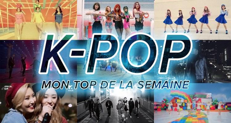 K-Pop du 1er au 21 novembre 2015