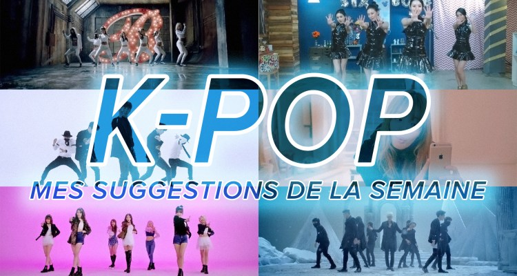 KPop du 14 au 20 février 2016