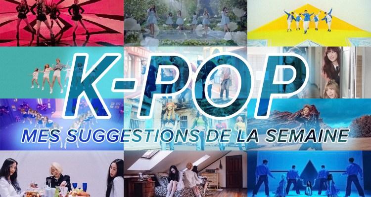 K-Pop du 21 au 27 février 2016