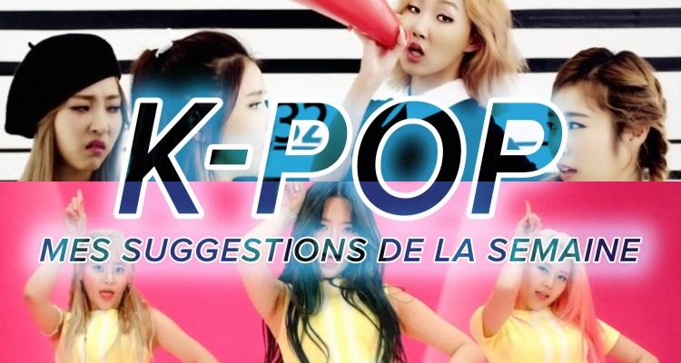 K-Pop du 7 au 13 février 2016