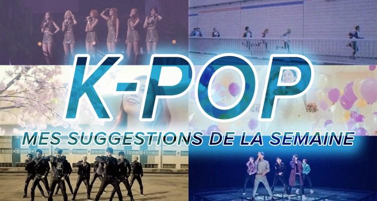 K-Pop du 17 au 23 avril