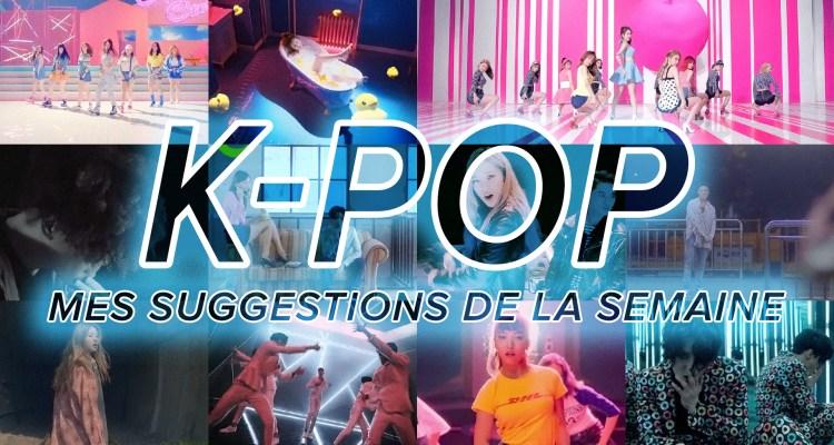 K-Pop du 29 mai au 4 juin 2016