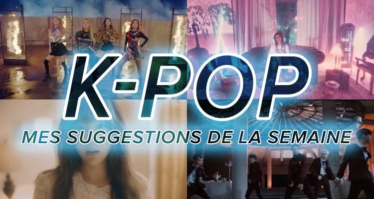 K-Pop du 30 octobre au 5 novembre 2016